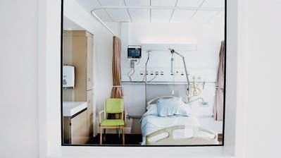 SPITALMARKT: Privatkliniken sind angriffsbereit