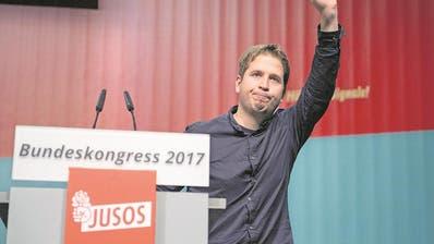 DEUTSCHLAND: Juso-Chef möchte Grosse Koalition verhindern