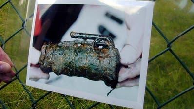 EBIKON: Vor 100 Jahren explodierte Munitionsmagazin am Rotsee