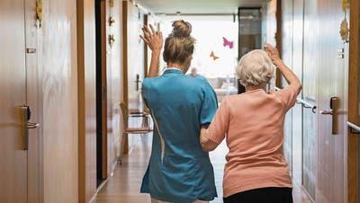Das Horwer Alters- und Pflegezentrum Kirchfeld soll zur AG werden