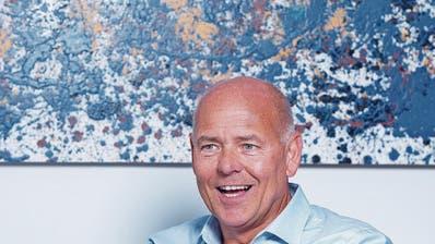 UMZUG: Amag-CEO Morten Hannesbo: «Letztlich ist der Standort Cham ideal»