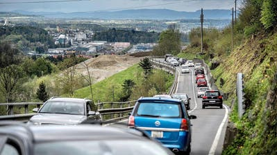 KRIENS/LITTAU: 55 Millionen für Ausbau der Rängglochstrasse