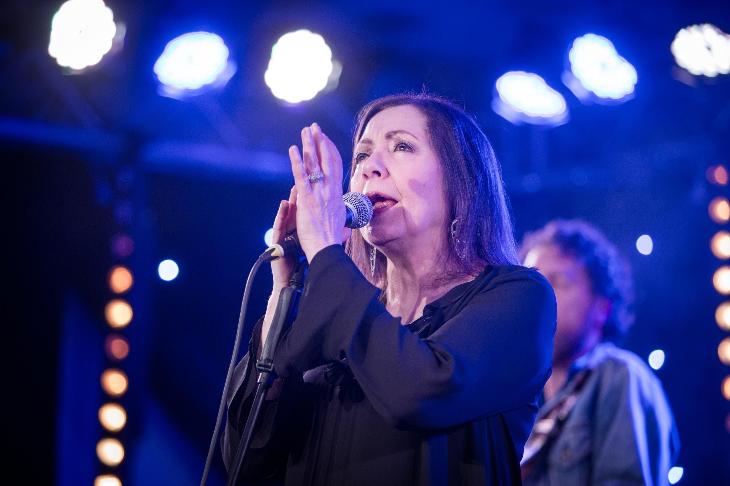 Lou Ann Barton. (Bild: Manuela Jans- Koch (LZ))