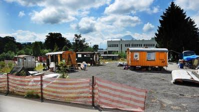 KRIENS: Wagenburg von Räumungstermin überrascht