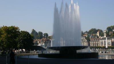 LUZERN: Die Stadt will für 2 Millionen Franken ihre Brunnen sanieren