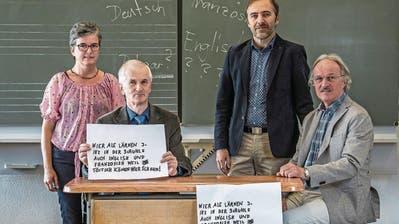 ABSTIMMUNG: Luzerner lehnen Fremdsprachen-Initiative ab