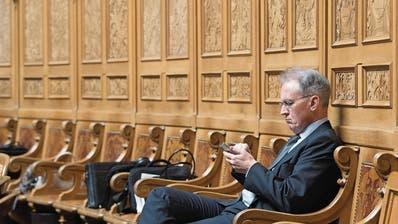 MEDIEN: No Billag: Widerstand gegen Initiativ-Befürworter Hans-Ulrich Bigler wächst