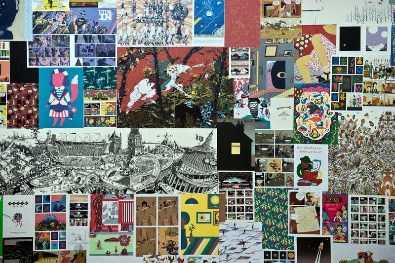 Impressionen vom 23. Internationalen Comix-Festival Fumetto in Luzern. (Bild: Pius Amrein / Neue LZ)