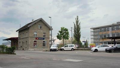 STEINHAUSEN: Umgestaltung am Bahnhof Steinhausen ist auf Eis gelegt