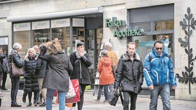 STADT LUZERN: Falken-Apotheke in Luzern schliesst Ende Juni