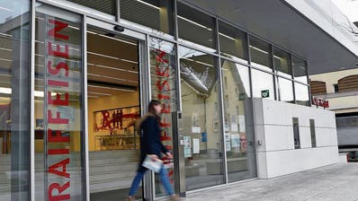 RAIFFEISEN: Oberägeri kämpft um eine Bankfiliale
