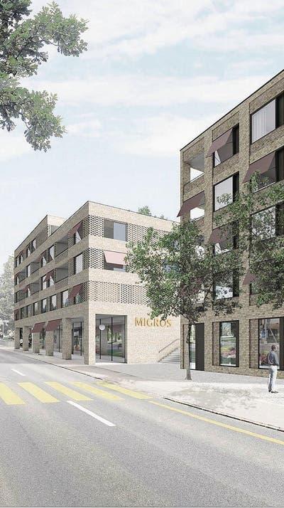 HÜNENBERG: Zentrumsprojekt: Beschwerde gegen Zonenplanänderung eingegangen