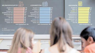 KRITIK: Schweizer Ärger über Pisa-Ergebnisse