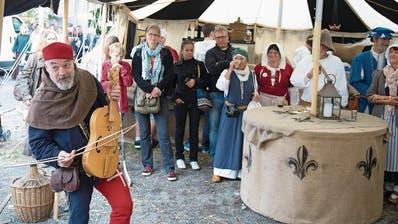 ZUG: Das Mittelalterfest geht in die zweite Runde