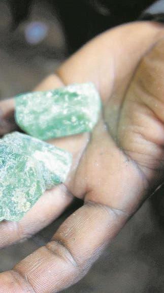 EDELSTEINE: Gübelin hat einen DNA-Test für Smaragde entwickelt