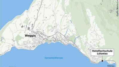 WEGGIS: Hotelfachschule plant Neubau