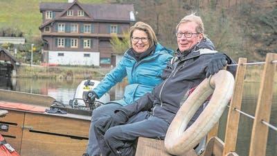 EBIKON: Neue Rotsee-Wärter starten in ihre erste Saison