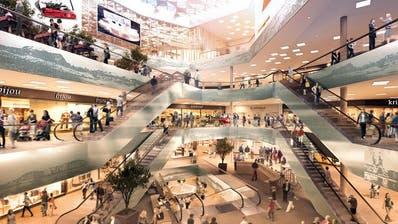 EBIKON: Ein Streifzug durch die Gastromeile der Mall of Switzerland