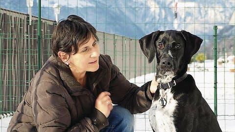 URI/NIDWALDEN: Sie kämpft seit Jahren um die Freiheit ihres Hundes