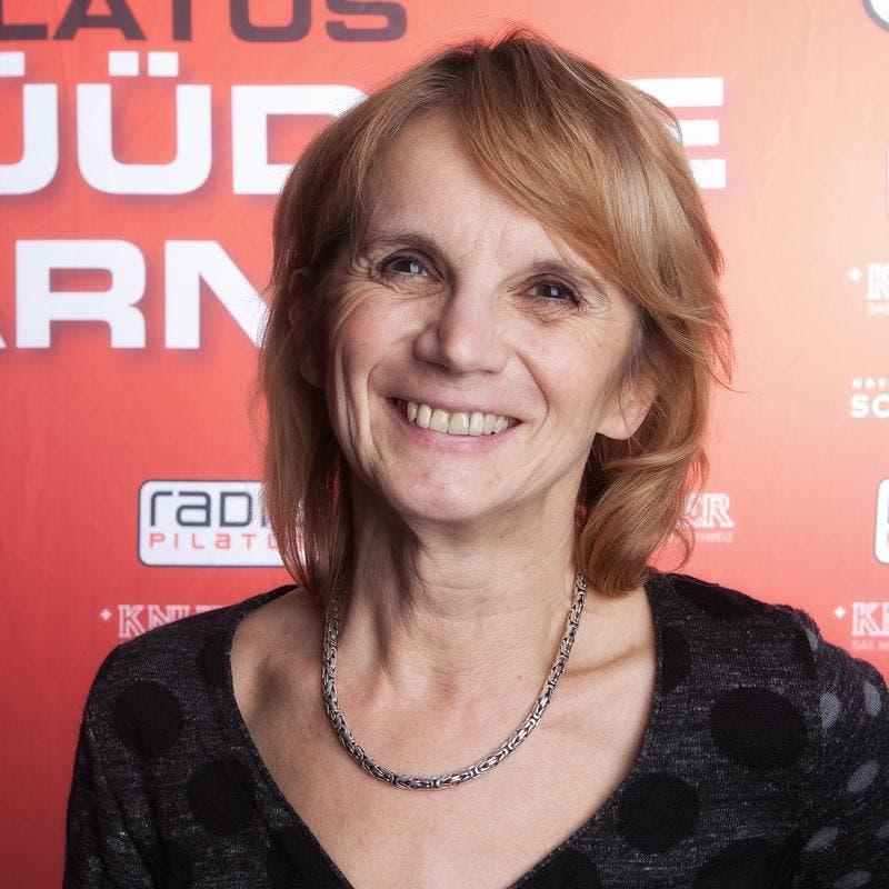 Maggie Imfeld - die gute Fee der Luzerner Spielleute (Bild: PD)