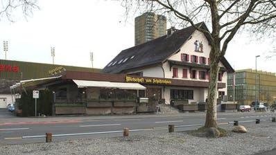 LUZERN: Rampenverkauf im Luzerner «Schützenhaus»