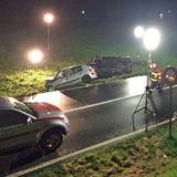 Suizidversuch mit Auto im Kanton Wallis: Lebensmüder überlebt, Familienvater stirbt