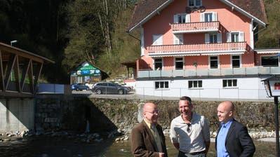 Wirtewechsel im Gasthaus Wolhuser Bad