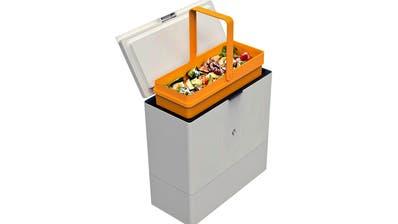 START-UP: Kompostkühler bald im Verkauf