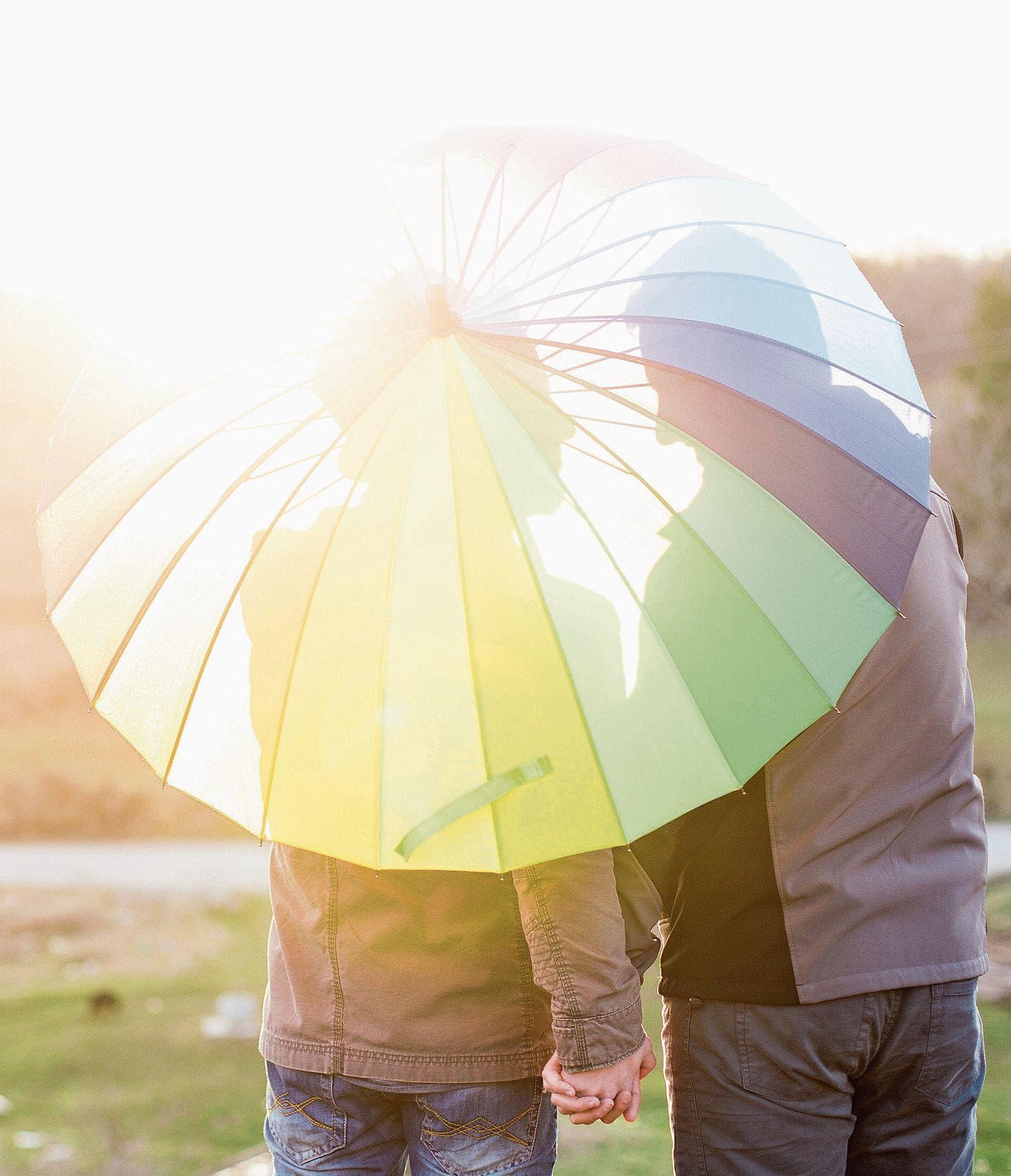 Homosexualität anzeichen verdrängte Das homosexuelle