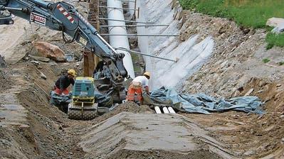 ANDERMATT: Kraftwerk Realp II erhält Finanzspritze