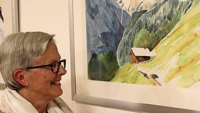 ERSTFELD: Ihre Bilder bringen Farbe in den «Spannort»