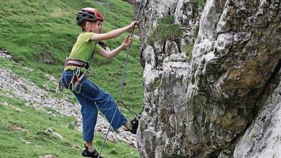 Die Chammlialp am Klausenpass wird zum echten Kletterparadies