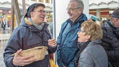 OSTERN: Das LZ-Eiertütschen ist «eine schöne Tradition»