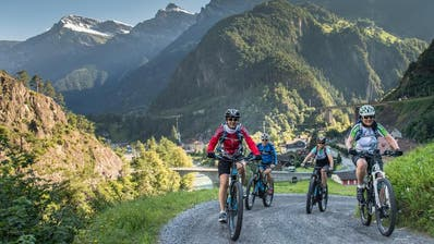 TOURISMUS: Die Bike-Arena in Giswil rückt näher