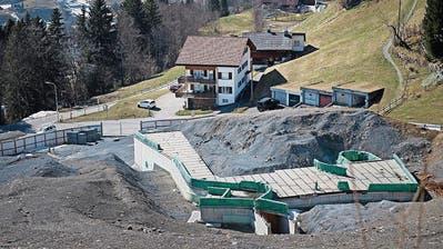 ENGELBERG: Russe verkauft seine Bauruine