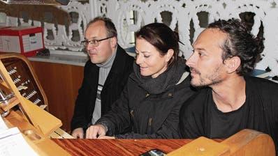 Tiere erobern die Kirchenorgel in Altdorf