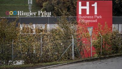 LUZERN: Druckerei in Adligenswil schliesst definitiv – 172 Stellen weg