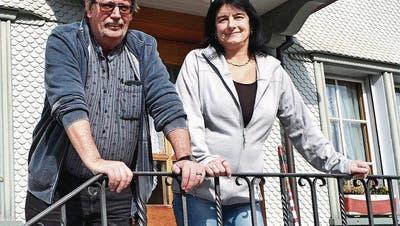 LIBINGEN: Neues Älpler- und Wirtepaar für die Meiersalp im Toggenburg
