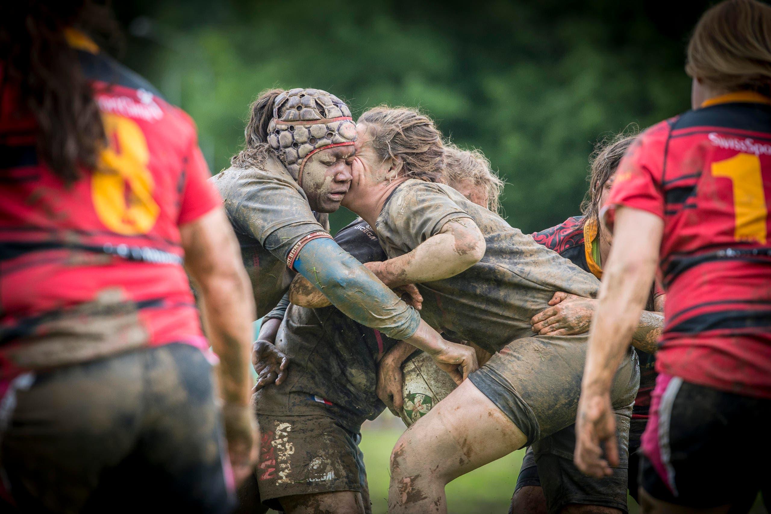 Rugby:  Bishops-Cup im Gründenmoos St. Gallen (Bild: Urs Bucher (Urs Bucher))
