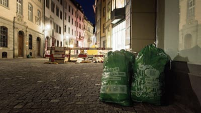 ST.GALLEN: Abfall trübt den Abendverkauf