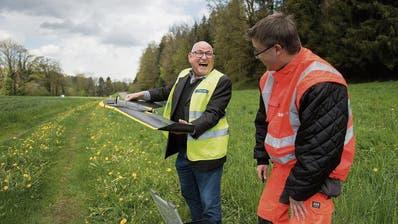 HÄGGENSCHWIL: Deponie wirft Fragen auf