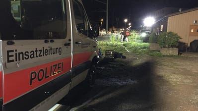 SARGANS: Italiener erschiesst einen Landsmann in Sargans