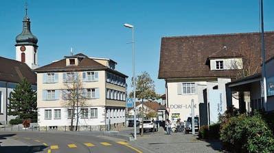 So soll das neue Kirchberger Zentrum aussehen