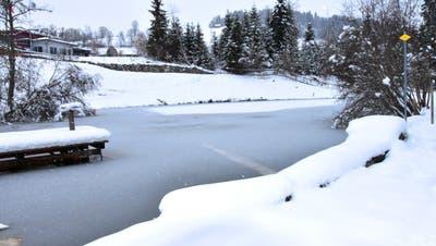 Ein winterlicher Spaziergang auf dem Jakobsweg