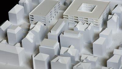 DAS NEUE VERKEHRSREGIME BEIM KÖPPEL-AREAL: Im Köppel-Areal wird bald gebaut