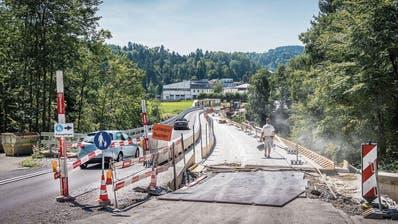 Die Brückensperrung überbrücken