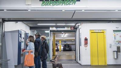 PARKHAUSKAUF: City Parking AG kauft Burggraben-Garage