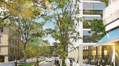 ERWEITERUNG: Uni-Campus mit ersten Konturen