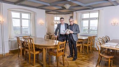 WITTENBACH: Freiwillige führen Schloss Dottenwil seit 20 Jahren