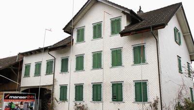 OBERBÜREN: Rekurs verzögert Abbruch in Oberbüren